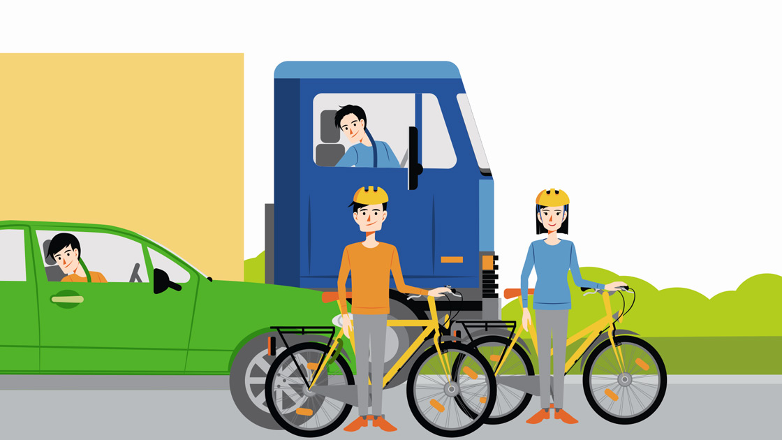 DIGITAL & COMMUNICATION Referenz - ADAC Stiftung - Road safety
