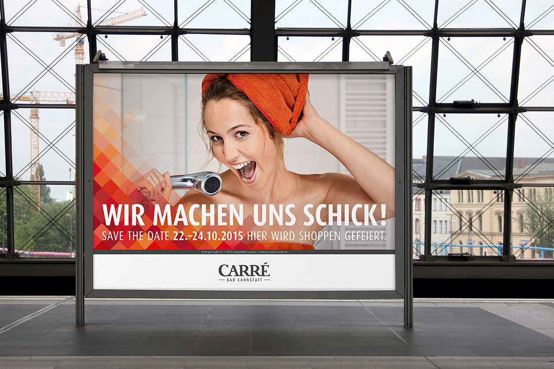 Referenz - Carré Bad Cannstatt -  Campaign