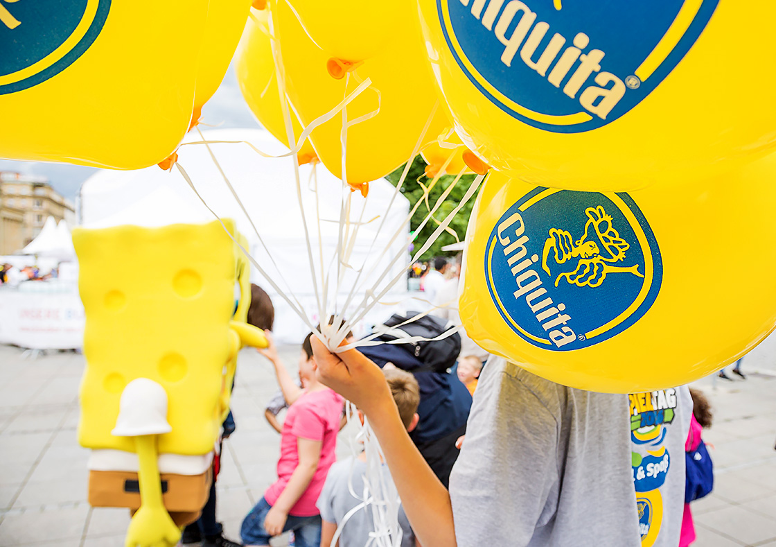Referenz - Nickelodeon - Day of Play with Chiquita
